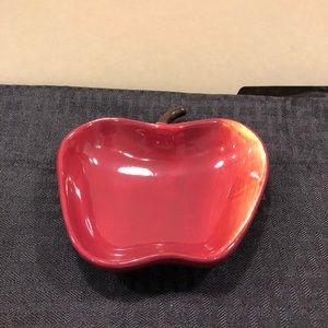 Celebrating home small apple dish Sonoma Villa